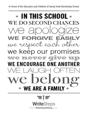 We Are Family Poster